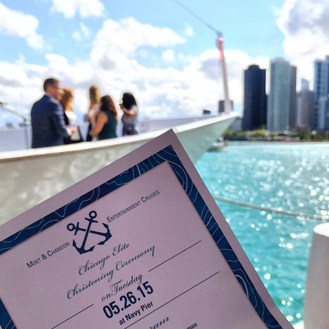 Chicago Elite Christening