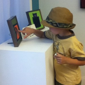 The Interactive Art Booth