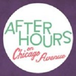After Hours on Chicago Avenue