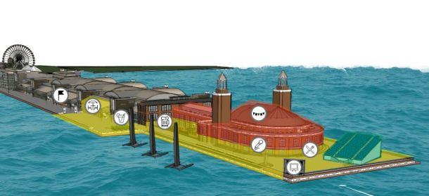 Americas Cup Navy Pier