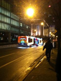 CTA Holiday Bus 5