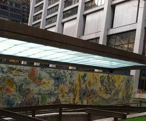 Chagall Four Seasons