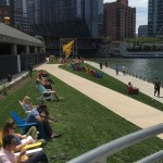 Second Tuesdays Chicago Riverwalk