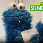 Cookie Monster hosting weekly cooking program