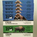 Free Brookfield Zoo tickets Chicago residents Updated