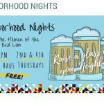 Free Neighborhood Nights Lincoln Square