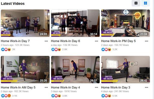 Free Virtual Workouts Planet Fitness