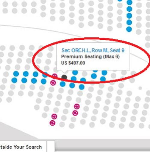 Get Hamilton Tickets at Face Value - Chicago on the Cheap