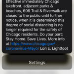 How to get Chicago Emergency Alerts