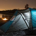 Low cost Cook County Forest Preserves Camping