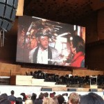Free movie at Millennium Park