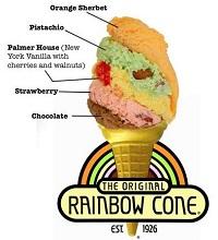 Rainbow Cone