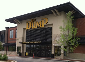 Looking For Furniture The Dump Opens In Lombard Chicago On The Cheap