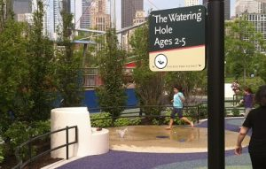 The Watering Hole Maggie Daley Park