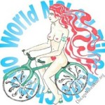 World Naked Bike Ride Chicago Aug 14