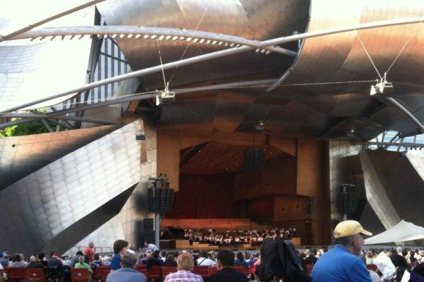 Free Millennium Park Concert in Chicago