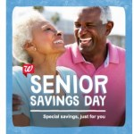 Senior Savings Day at Walgreens
