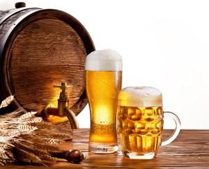 BeerKegGlasses
