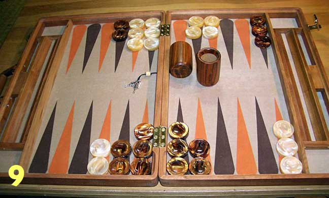 Taki Board Color Combinations