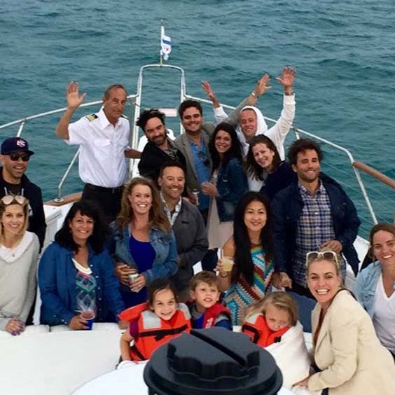 Private Chicago Yacht Rentals Party Boat Charters Dinner