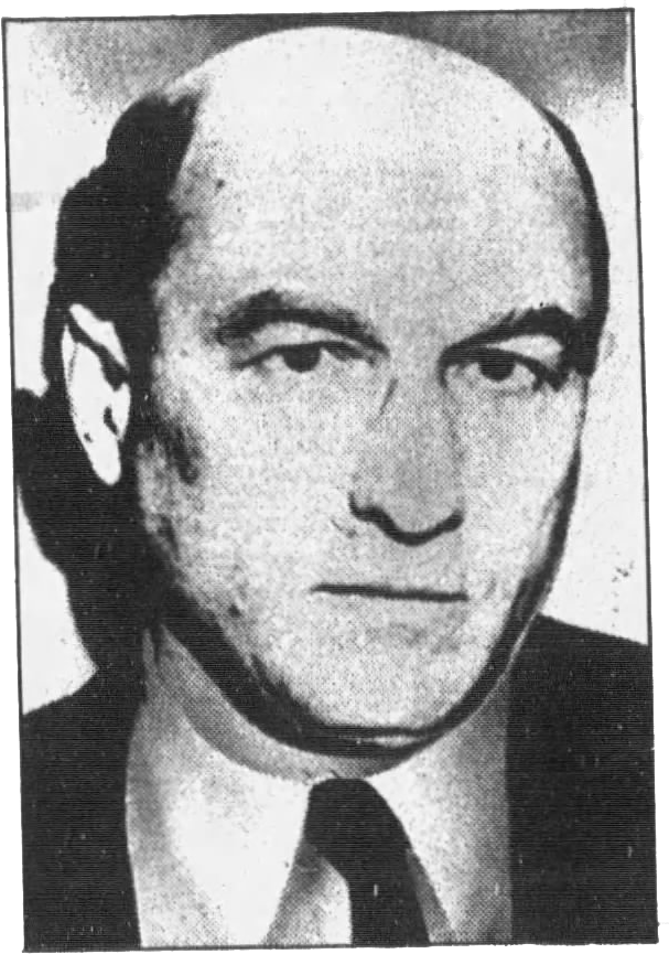 A mugshot of Lenny Patrick as a younger man, from the Chicago Tribune in 1992.