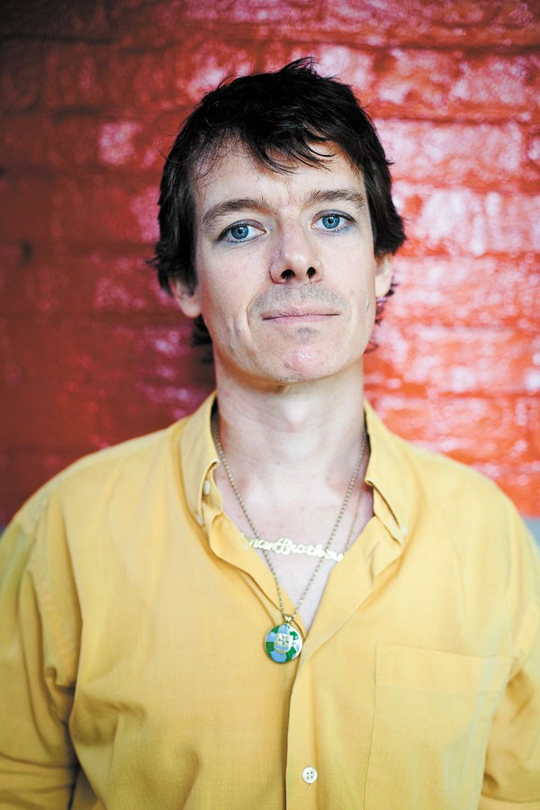 Avant-garde glam rocker Bobby Conn has been making music in Chicago since the mid-80s