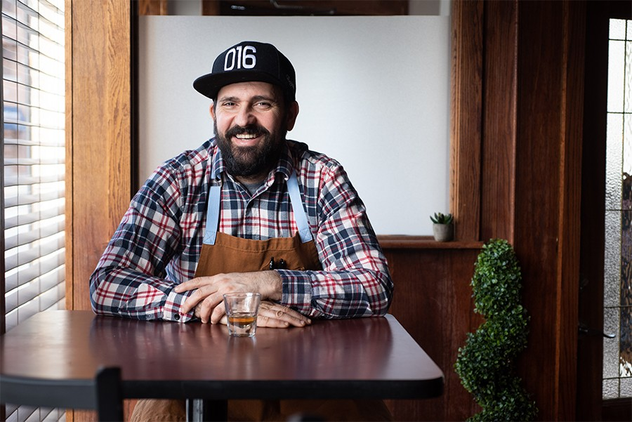 Chef Bojan Milicevic moved to Chicago for the great numbers of Serbs that live here.