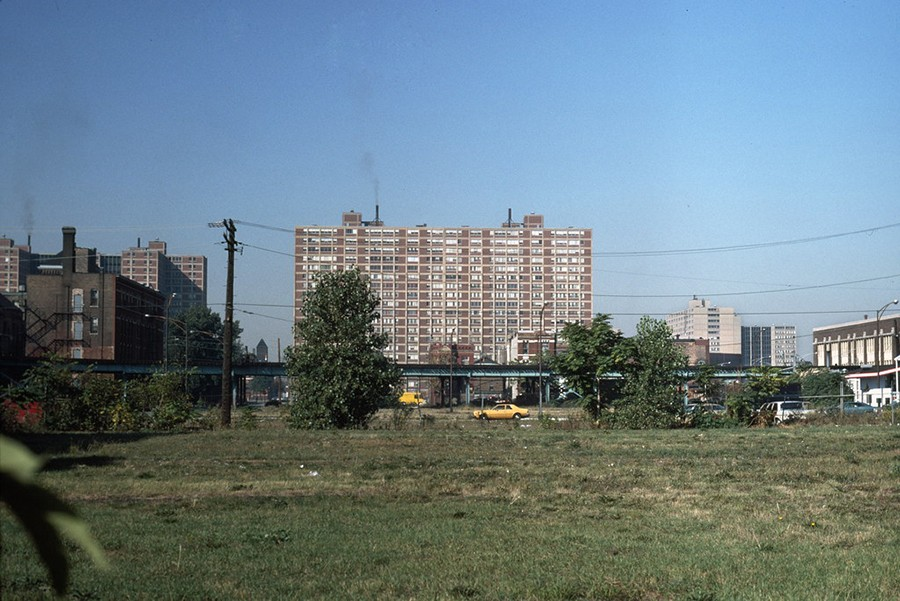 Critics say the Plan for Transformation became a land grab, with developers and landlords gunning for the prized real estate where public housing buildings sat.