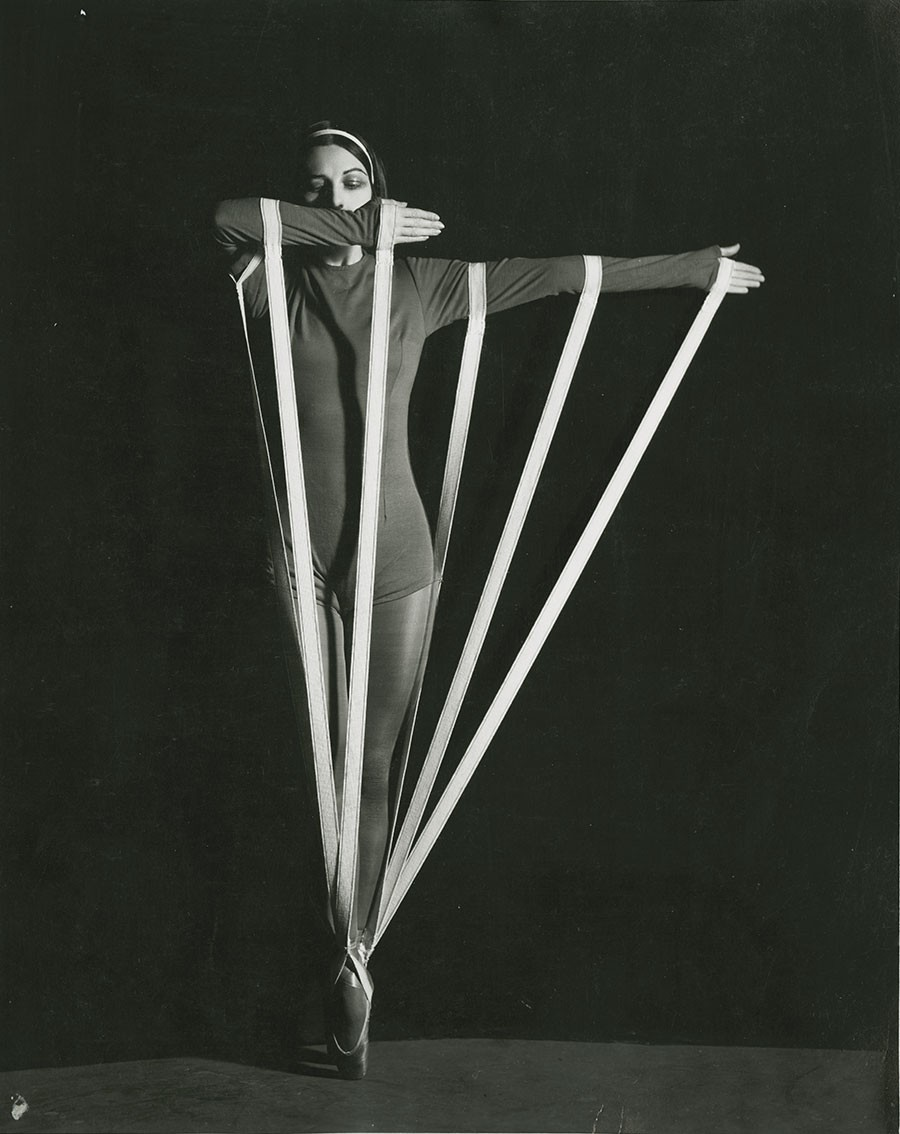Ruth Page in <i>Variations on Euclid</i>