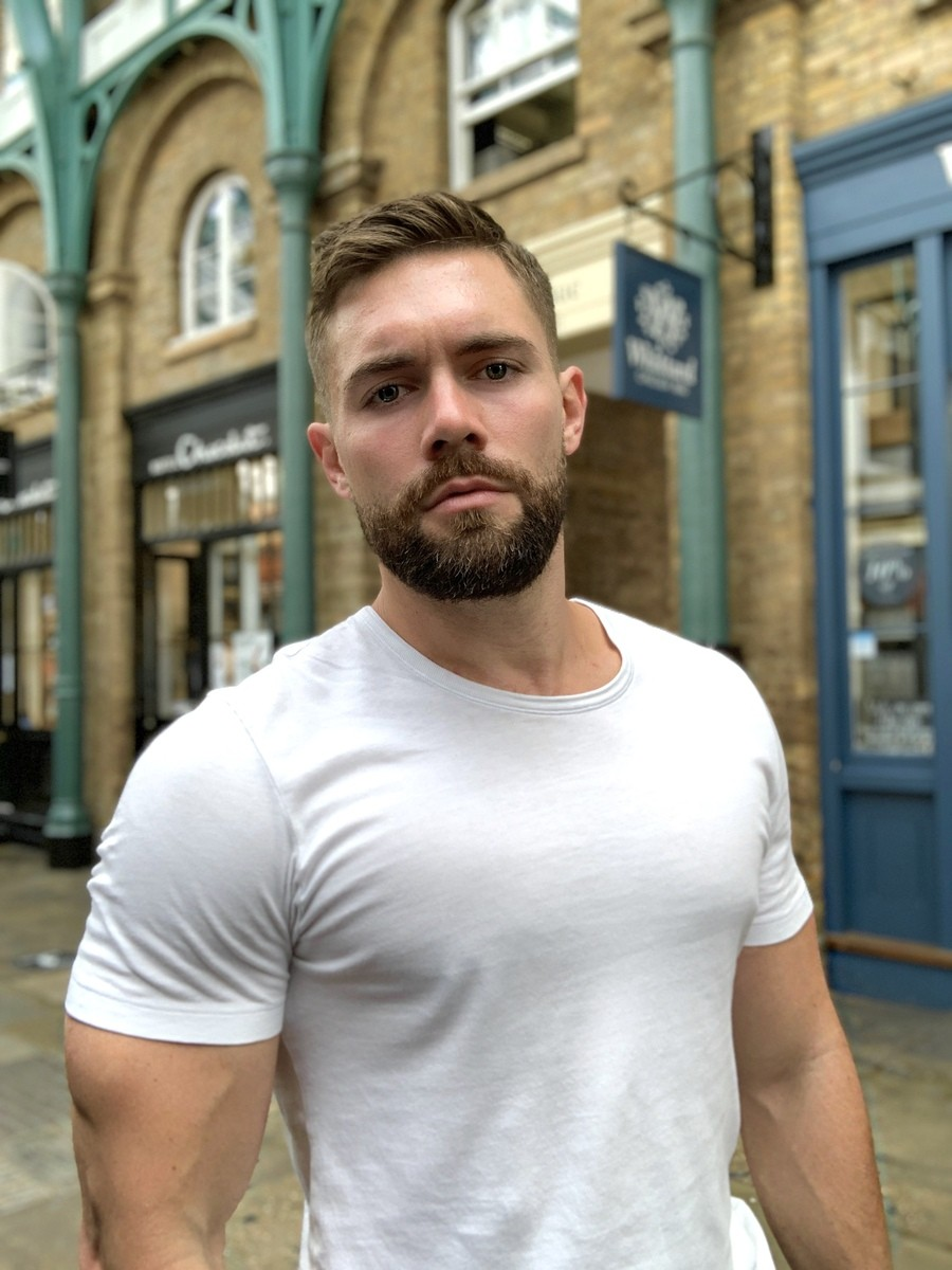 Chicagoan Griffin Barrows has more than 500 videos on his OnlyFans page and is arguably one of the site's most recognizable gay male creators.