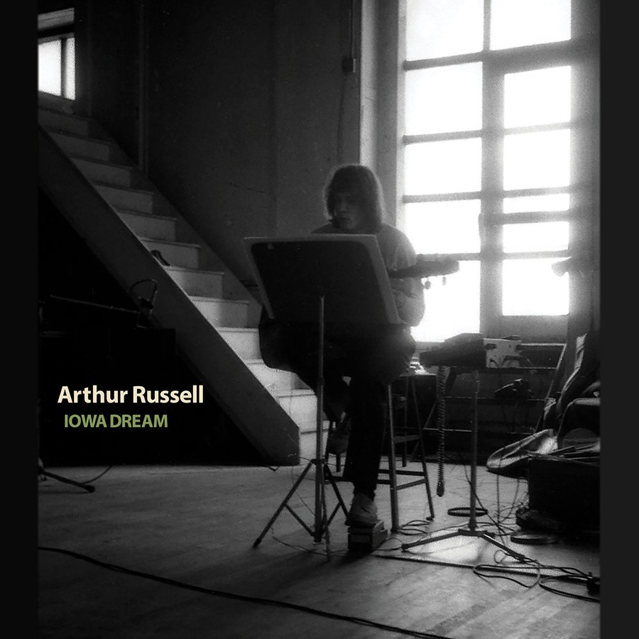 The cover of the posthumous Arthur Russell collection <i>Iowa Dream</i>