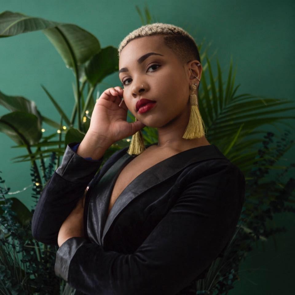 Filmmaker Kyra Jones