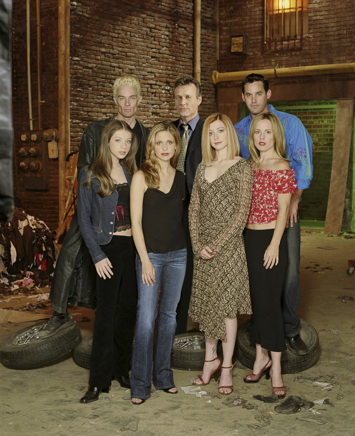 Twenty years ago Buffy and the gang first opened the Hellmouth.