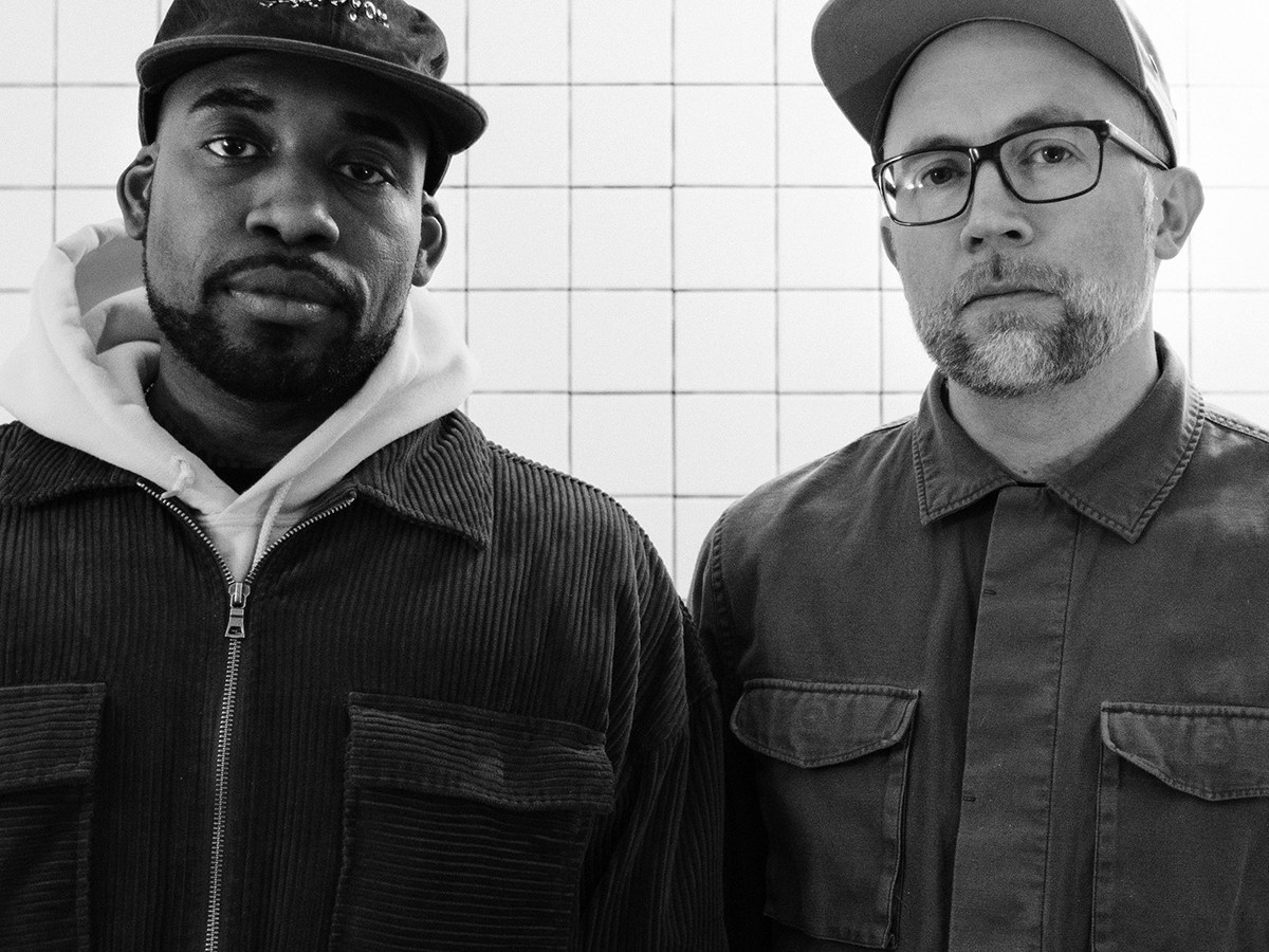 The Chicago music duo Air Credits