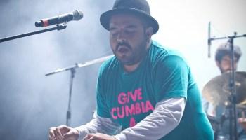 Camilo Lara in concert