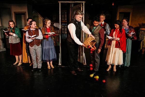 Quest Theatre's free <i>A Christmas Carol: The Musical</i>