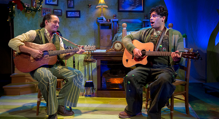 Lifeline Theatre's <i>A Year With Frog and Toad</i>
