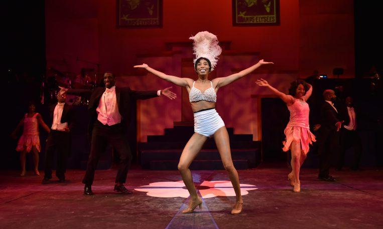 Black Ensemble Theater's <i>Black Pearl: A Tribute to Josephine Baker</i>
