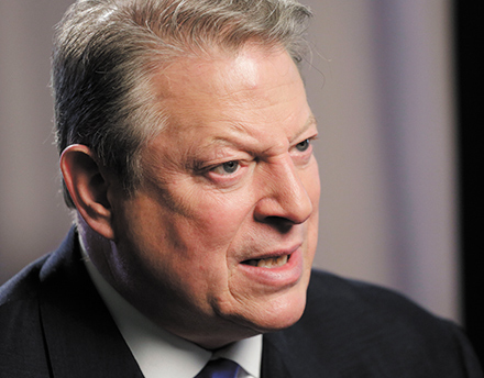 After Al Gore's little-watched cable station Current was sold to Al Jazeera, almost all of its staff of 150 people has stayed. And 100 new jobs have been created at the newly minted Al Jazeera America.