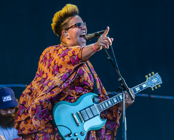 If you think you can mess with Alabama Shakes front woman Brittany Howard, you've been somehow misinformed.