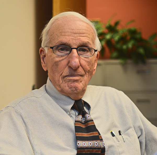 Alexander Polikoff, now 87, was a 39-year-old lawyer and a volunteer for the ACLU when he agreed to take a case against the CHA alleging race-based discrimination.