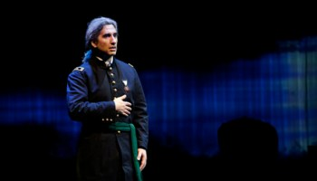 Hershey Felder in <i>An American Story for Actor and Orchestra</i>