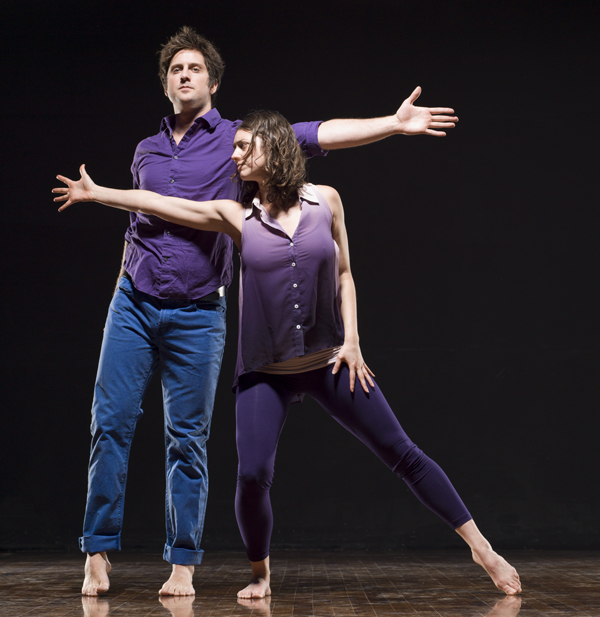 Ben Law and Jessica Marasa