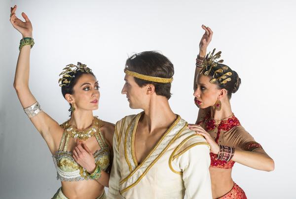 Victoria Jaiani, Temur Suluashvili, and April Daly