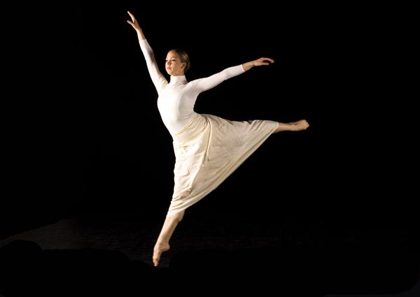 Sarah Robinson, dancer