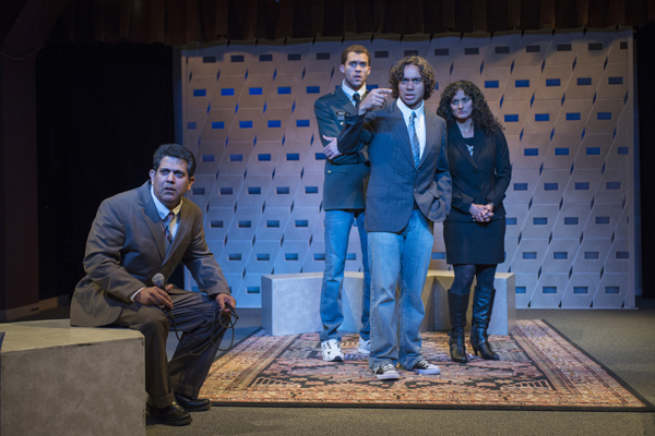 Kamal Hans, Dan Johnson, Glenn Stanton, and Amira Sabbagh