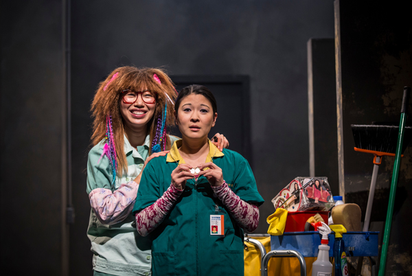 Jo Mei and Jennifer Lim