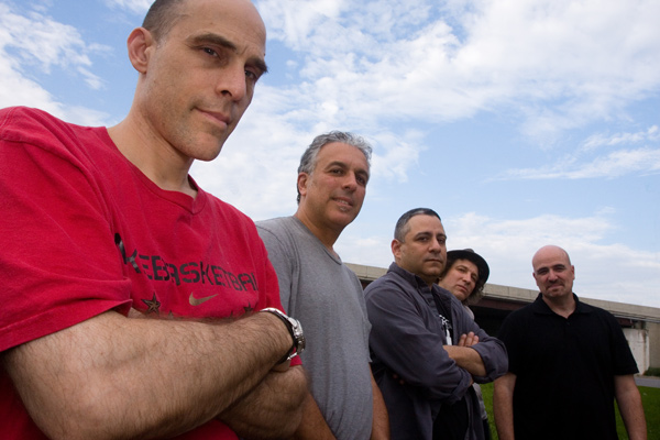 "Articles of Faith: Bill ""Virus X"" Richman, Joe Scuderi, Dave Shield, Dorian Taj, Vic Bondi"