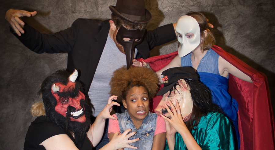 <i>Are You Still Afraid of the Dark?</i>, at Under the Gun Theater