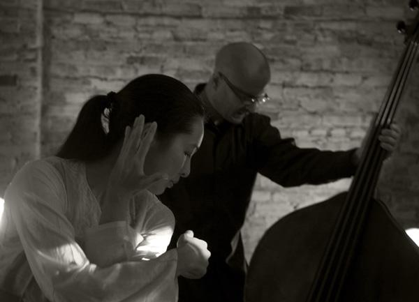 Ayako Kato and Jason Roebke